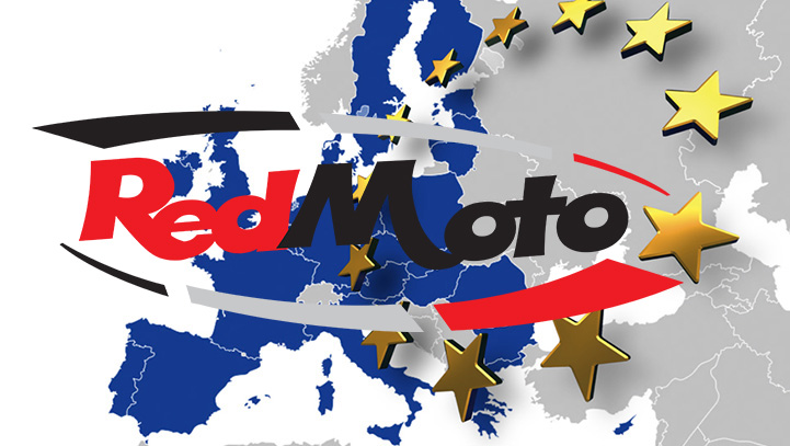 Red Moto EUROPA