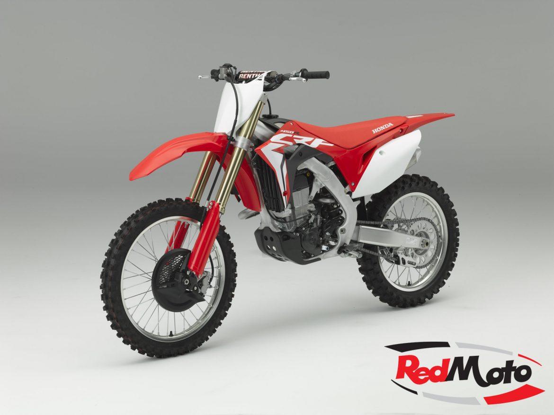 RED MOTO HONDA