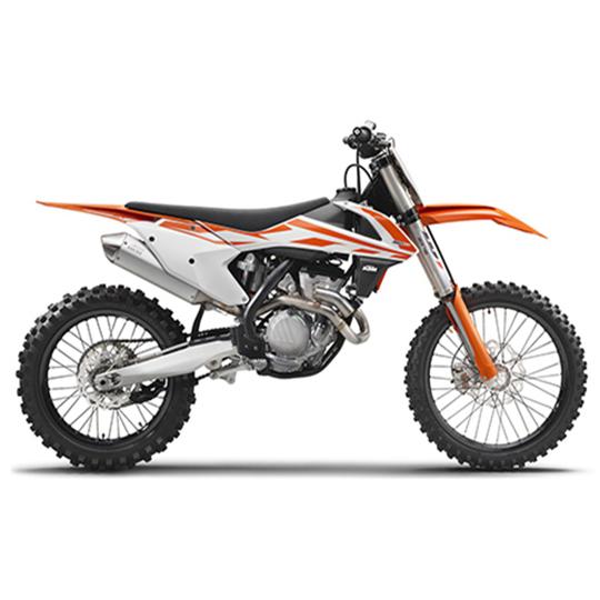 SXF 250 / 350 / 450
